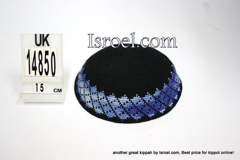 14850-knitted kippahs, kippahs for weddings, kippahs,kippa, kippot, cheap kippahs,bar mitzvah kippah