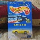 HOT WHEELS 1995 Olds 442 W-30 Diecast Car 1 64