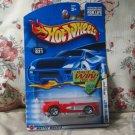 HOT WHEELS First Editions Corvette SR2  No 021 Toy Car