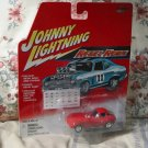 JOHNNY LIGHTNING Rebel Rides Cheetah 2001 Diecast Car