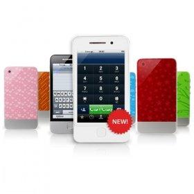 Versio Aquarius 600 Dual Card WIFI Dual Camera Cell Phone