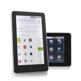 APad MID Android 2.1 ARM 11-720MHZ 7 inch Tablet