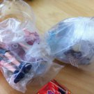 Lot of 3 Naruto Gachapon Figures - Naruto, Sakura, Kakashi