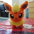 Pokemon Flareon Pokedoll Plush
