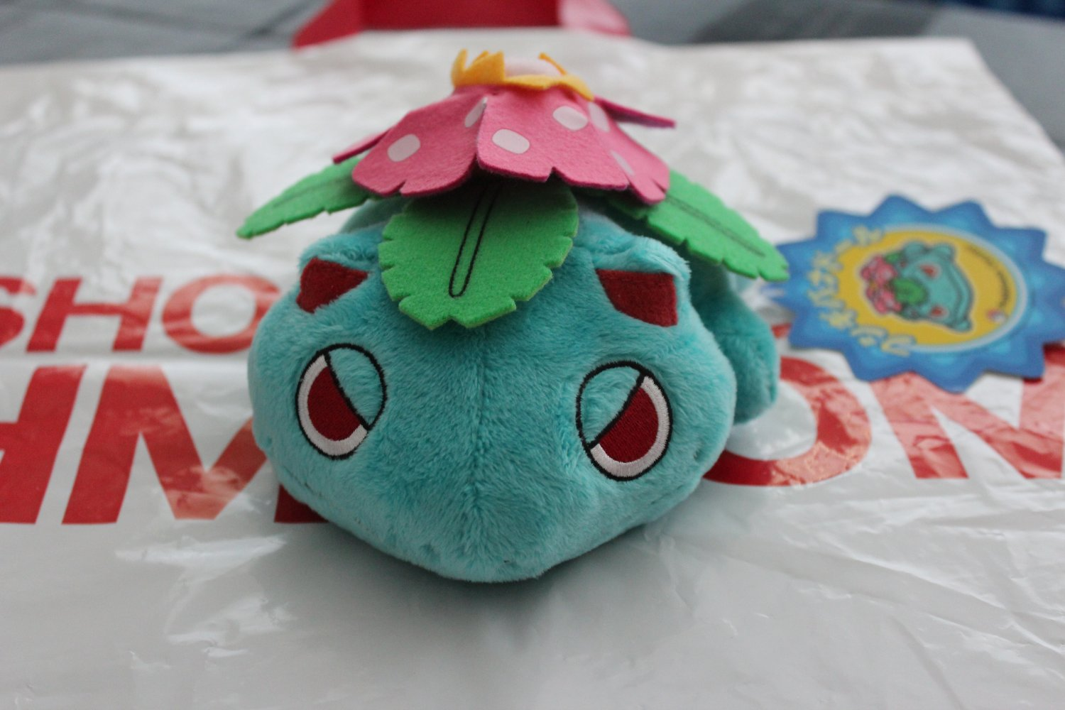 Pokemon Venusaur Pokedoll Plush