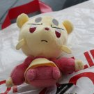 Pokemon Mienfoo Pokedoll Plush