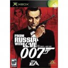 From Russia With Love - Original XBOX (2005)