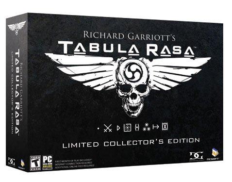 Tabuala Rasa Limited Collector's Edition
