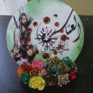 cd clock with  A l  Abbas photo # 413