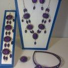 porcelain jewelry set#481