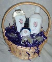 Lavender Lovers Gift Basket