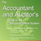 Accountant and Auditor's Guide to Microsoft
