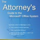 Attorney's Guide to Microsoft