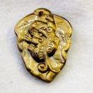 natural tiger eye stone pi yao Brave troops pendant