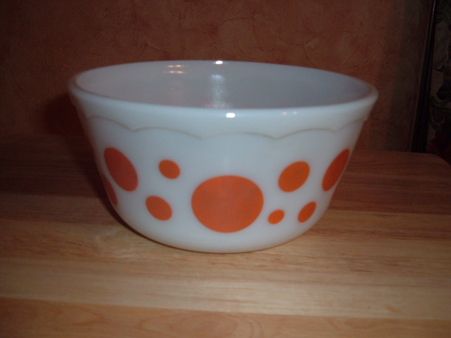 Fire King Serving Bowl