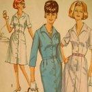 Vintage 1964 Sewing Pattern Simplicity 5751 Women's Dress