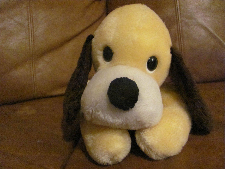 Vintage Animal Fair 14 Quot Henry Clem Puppy Dog Cream Dark