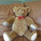 "Big 25"" Smithsonian Teddy Bear 1987 Replica Rare Collectible Jumbo Plush"