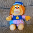 Vintage 1985 Fisher Price Walt Disney Productions Grammi Gummi Lovey Plush Gummi Bears Show 15""
