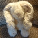 Vintage 1987 Applause Tan Bunny Rabbit Lovey Plush 13""