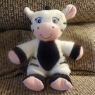 2010 Garanimals Baby Zebra Lovey Plush Style 82497 8""