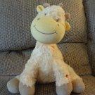 """Koala Baby #1415221 Yellow Orange Spotted Brown Mane Hooves Horns Giraffe Lovey Plush 11"""""""