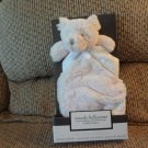 NIB Wendy Bellissimo The Willow Collection Sweet Dreams Pink Teddy Bear Security Blanket Lovey