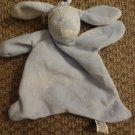2008 North American Bear Co Sleepyhead Bunny Cozy Blue #2947 Security Blanket Lovey