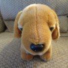 "WMT 1999 Retired Ty Beanie Buddy Plush Weenie Puppy Dog Lovey 15"""
