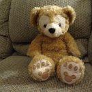 """Walt Disney World Hidden Mickey Plush Pre Duffy Lovey Teddy Bear 16"""""""