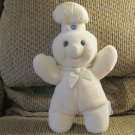 1990 Vintage Dakin Pillsbury Company 25th Birthday Special Edition Poppin' Fresh Plush Doll 13""