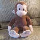 Applause Russ Berrie Kohls Cares Curious George Monkey No Tush Tags 16""