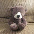 "Gund G5.0 Brown Fluffy Soft Take Along Teddy Bear Lovey Plush 15"""