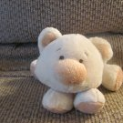 "Goffa Int'l Corp My First Friend Tan Teddy Bear Rattle Lovey Plush 10"""