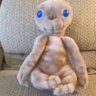 Vintage Showtime 1982 Kamar International ET The Extra Terrestrial Tan Sitting Plush