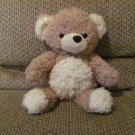 "VHTF Color Kinetics Cepia Glo E Tan Nightlight Teddy Bear Lovey Plush 13"""