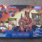 NBO How To Train Your Dragon Dreamworks Spinmaster Battle & Collapse Catapult Playset Snotlout
