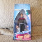 NBO Vintage 1997 Playmates Paramount Pictures Star Trek Collectors Series #010947 Capt Janway