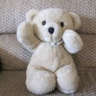 Vintage 1979 Dakin Cuddles Tan Teddy Bear Lovey Plush 14""