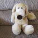 "VHTF Vint Francesca & Company 1986 Le Mutt Fluffy Soft  Francesca Hoerlein Puppy Dog Plush 13"""