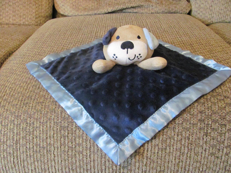 Satin Puppy Dog Blanket