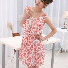 A105 Women's plus sizes dress (summer)