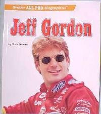 JEFF GORDON BIOGRAPHY BY MARK STEWART FREE SHIPPING!!