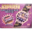 TV SHOW JEOPARDY COLLECTIBLE WATCH, MINT IN SEALED BOX.