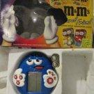 M & M'S HANDHELD COMPUTER GAME W/ BOX. UNUSED