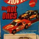 1981 HOTWHEELS 380 SEL SILVER DIECAST CAR, MINT ON CARD