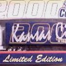 KANSAS CITY ROYALS 2000 LIMITED EDIT TRUCK MIB