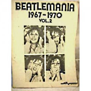 Beatlemania 1967-1970 Vol. 2 musical scores softcover book-FREE USA SHIPPPING!!