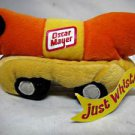 Oscar Mayer advertising beanie Weinermobile, MIP iconic weinermobile character
