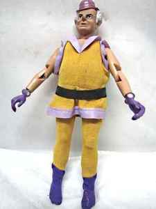Mr. Mxyzptlk Mego 8 inch jointed figure excellent loose, Superman's arch nemesis